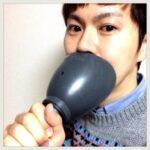 【おうちでボイトレ!!】防音カラオケマイク(一人用)が助かりMAX