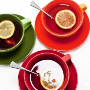 緑茶にレモンを入れると健康にもっと効く:研究結果
