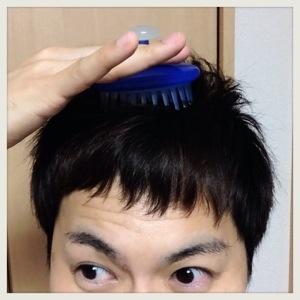 【育毛・発毛】ランキング1位の頭皮マッサージブラシが人気の理由