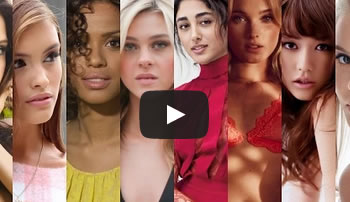 100 Most Beautiful Faces 2014