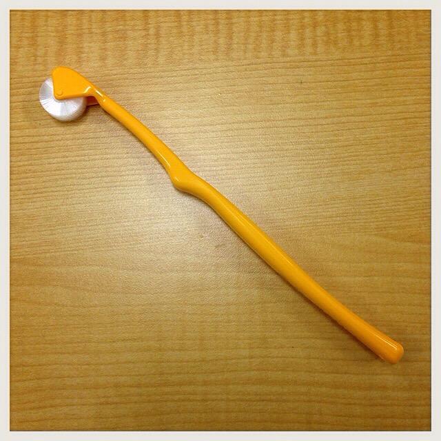 人気の『ころころ歯ブラシ』を試してみた-口コミ