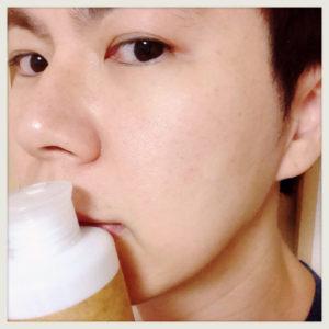 【2ヶ月体験終了!】オールインワン保湿ミルク「ULU」-口コミ