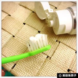【白い歯】歯医者専用ホワイトニング歯磨き粉「GCルシェロ」効果10
