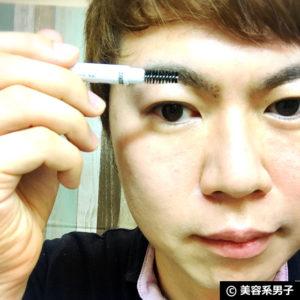 【ベストセラー】ニューボーン ダブルブロウEXで眉毛メイクしてみる17