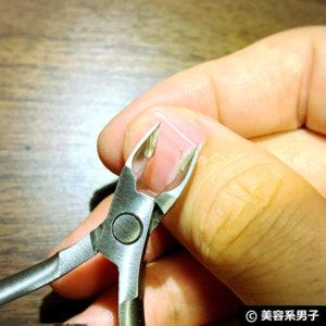 【ネイルケア】メンズの爪はセルフで艶出しトップコートは必要か?25