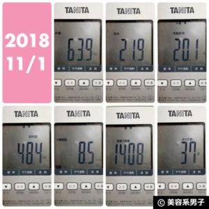 【体験10日目】ダイエットサプリ マキシマムストレングス3in1-効果01