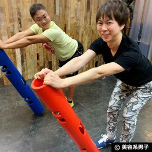 【ViPR】話題のファンクショントレーニング体験レポート-筋トレ東京08
