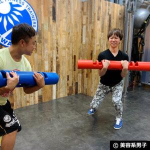【ViPR】話題のファンクショントレーニング体験レポート-筋トレ東京09