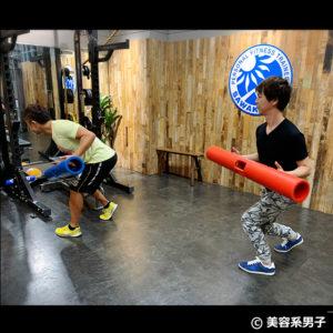 【ViPR】話題のファンクショントレーニング体験レポート-筋トレ東京10
