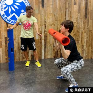 【ViPR】話題のファンクショントレーニング体験レポート-筋トレ東京11