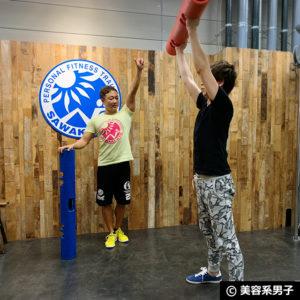 【ViPR】話題のファンクショントレーニング体験レポート-筋トレ東京12