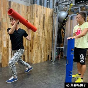 【ViPR】話題のファンクショントレーニング体験レポート-筋トレ東京15