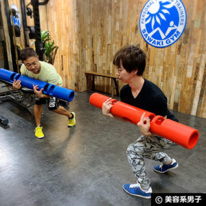 【ViPR】話題のファンクショントレーニング体験レポート-筋トレ東京18