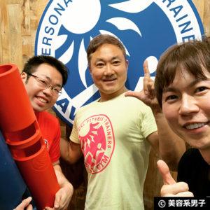 【ViPR】話題のファンクショントレーニング体験レポート-筋トレ東京19