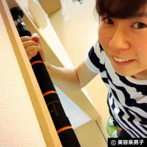 【筋トレ】自宅で懸垂マシン「BODYROX ドアジム」日本製-レビュー13