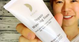 【世界初の成分配合】リペアジェル生まれの洗顔フォーム-体験開始