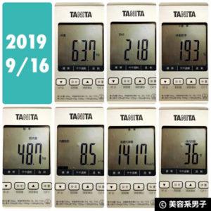 【体験40日目】海外プロテインを飲み続けた体重と肌質の変化は?-03