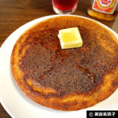 【マッスルスイーツ】筋トレ後のプロテインパンケーキを作ってみた。-00