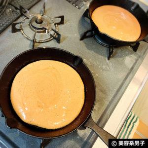 【マッスルスイーツ】筋トレ後のプロテインパンケーキを作ってみた。-04