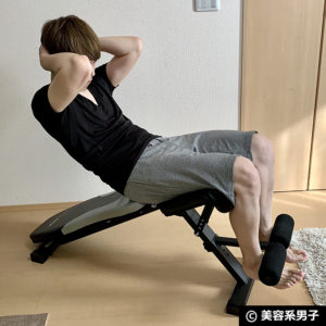 【筋トレ】胸筋・腹筋にオススメのトレーニングベンチの選び方-07