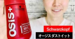 【パウダーワックス】シュワルツコフ オージス ダストイット-口コミ