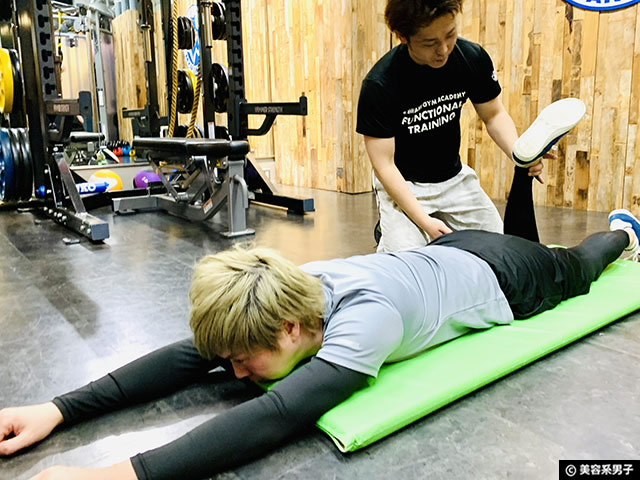 【体験レポート】パーソナルトレーニングの料金と効果 SAWAKIGYM編-02