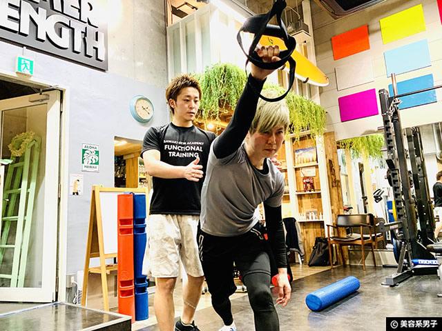 【体験レポート】パーソナルトレーニングの料金と効果 SAWAKIGYM編-03