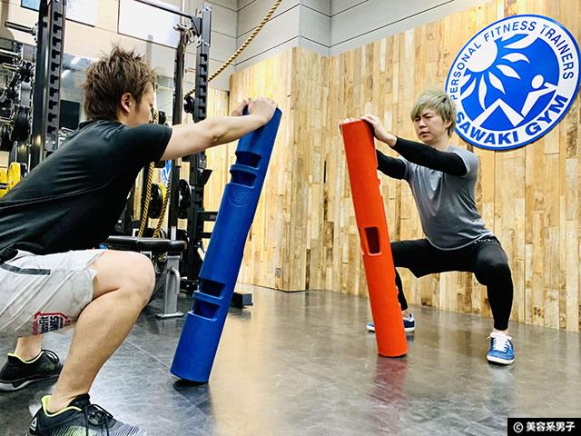 【体験レポート】パーソナルトレーニングの料金と効果 SAWAKIGYM編-06