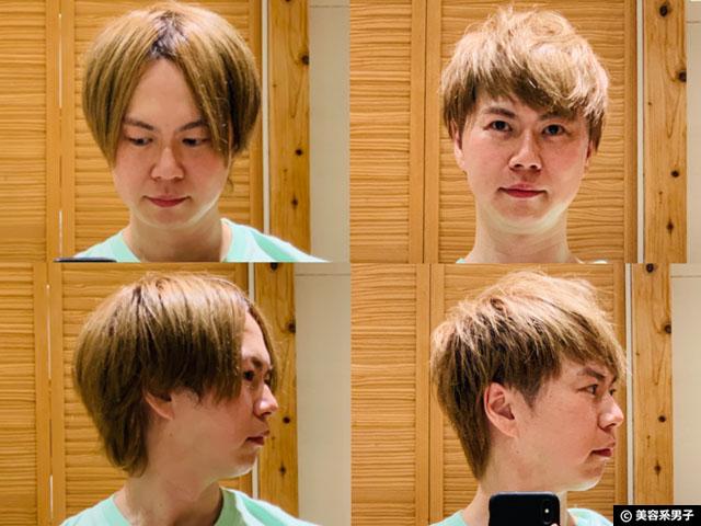 【10分間カット】原宿 人気ヘアサロンが本気を出してみた-メンズ髪型-03