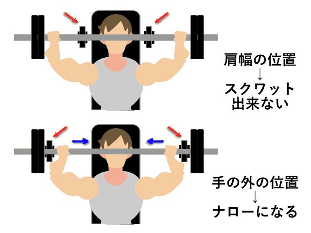 【筋トレ】amazon分離型バーベルスタンドを自作で使いやすくする方法-02