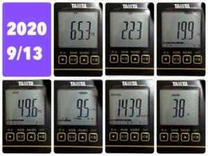 【筋トレ】運動ゼロから1年続けた見た目と筋肉量の変化(成果と効果)-06